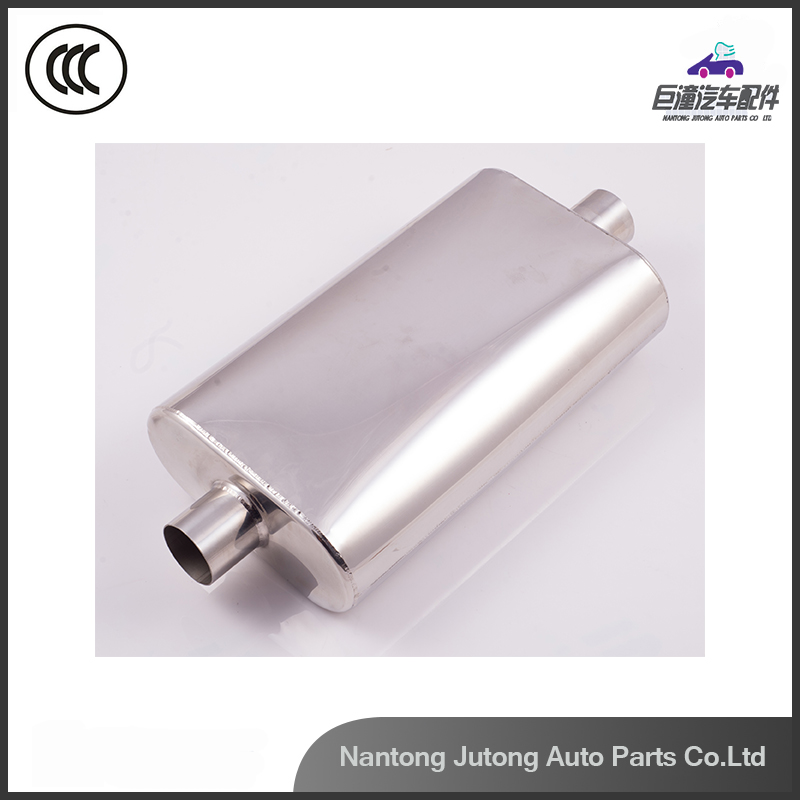stainless steel car exhaust muffler with high quality