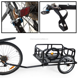 Stroller cycle bike/personal design cargo bicycle/bike trailer