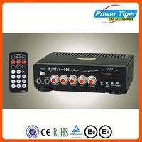 Best selling 4 channel car amplifier