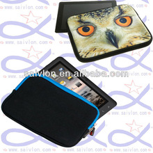 "Unique insulated neoprene 7"" tablet bag / sleeve"