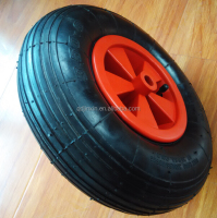 4.00/3.50-6 pneumatic rubber wheel