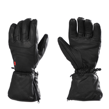 Rechargeable electric heated gloves for outdoor sport