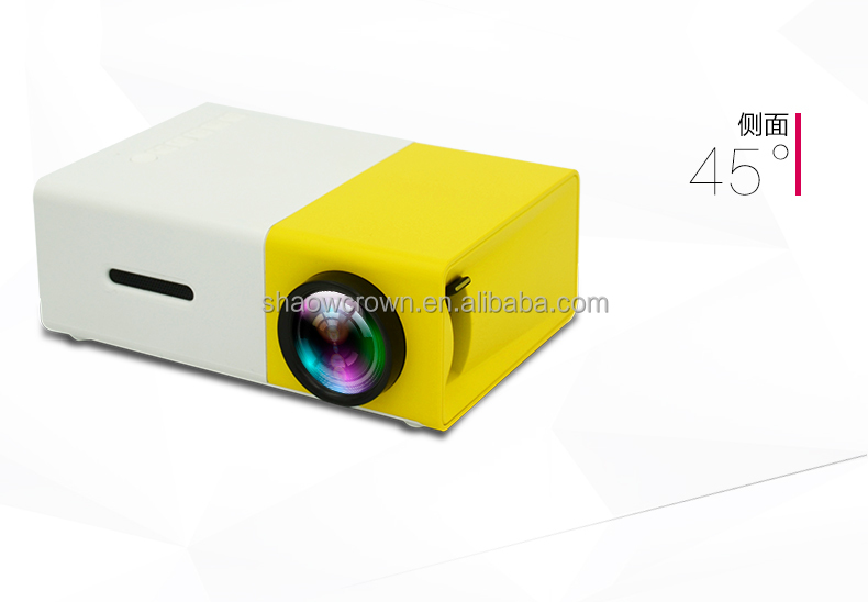 High Performance High quality beamer and low factory cost smart pocket projector
