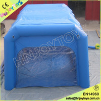 Top sale cheap car paint booth,portable inflatable spray booth