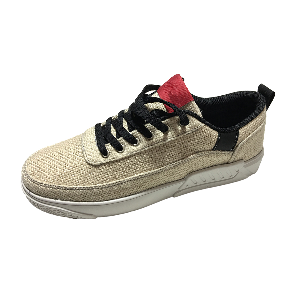 China factory espadrille upper free sample wholesale price casual loafer shoes