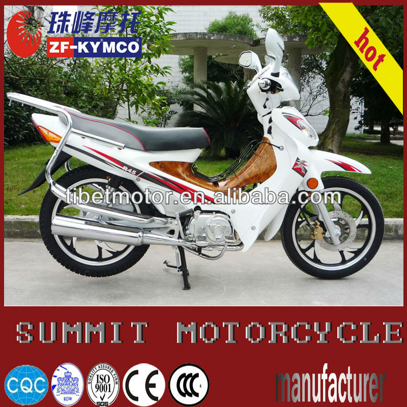 Chinese small 110cc cub motorbike for sale ZF110-2A