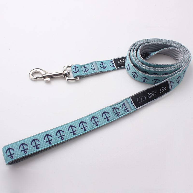 Pet leash manufacture high quality custom made connection cool dog leash last long