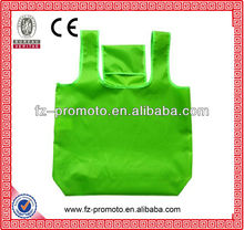 Sublimation Printing Foldable Polyester Shopping Bag
