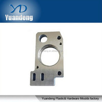 CNC Lathe Machine Parts / Aluminum CNC Machining Metal Turned Part