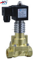 XSGW Series 2 way high temperature solenoid valve. Normally closed