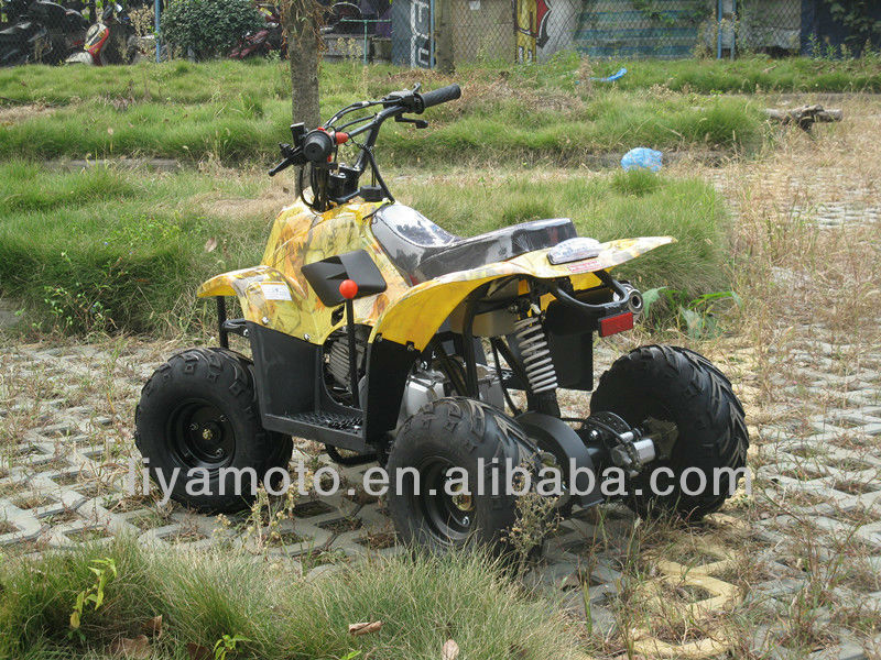 50CC 110cc MINI QUAD ATV AUTOMATIC ELECTRIC START