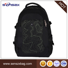 Nylon Students Clear Backpack design your own book bag