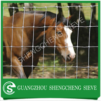 Livestock metal fence panels, metal pig fence panel, metal horse fence panel