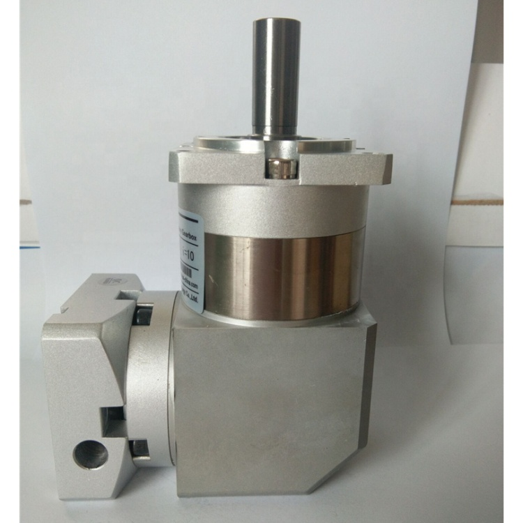 60mm 12 to 1 ratio 90 degree planetary gearbox