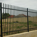 Design of fencing for homes,decorative villa fence,backyard metal fence