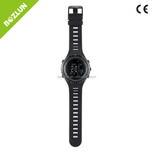 Professional Hiking Multifunction Wrist Watch Altimeter Barometer Compass Sports Watches for Men