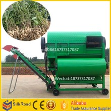 Automatic Peanut Picker Harvester With Conveyor