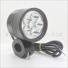 New arrival L6X 60W motorcycle light motorcycle headlight XPL/XML2 chip