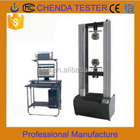 WDW-20 Computer control electronic universal testing machine+two column tensile testing machine+laboratory equipment