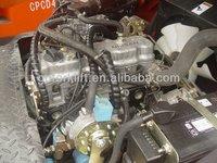 Brand new Nissan engine k25