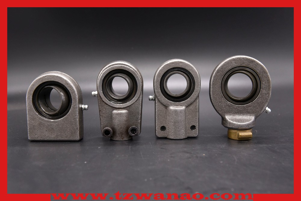 Hydraulic rod end