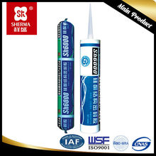non-toxic glass silicone sealant with factory price and best quality