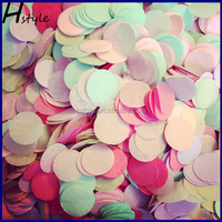 Biodegradable Tissue Paper Confetti For Party Decoration SVPD027