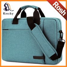Stylish Fabric Laptop Messenger Shoulder Bag 15.6 Inch Laptop Bag for Laptop / Notebook / Mac / Ultrabook / Computer