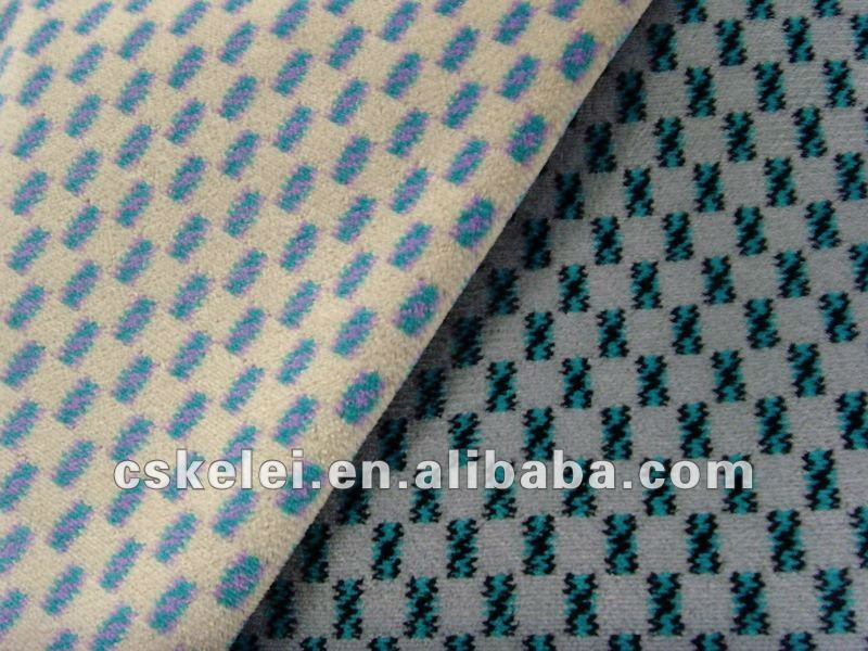 Automotive Fabric for Bus Seat