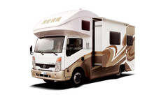 EQ5046XLJ1 Dongfeng 4x2 Camping Truck for sales SLI