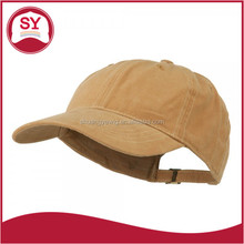 Solid in color, brushed cotton softtextile cap for men and women