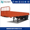 Haoyue Drop Side Semi Trailer For