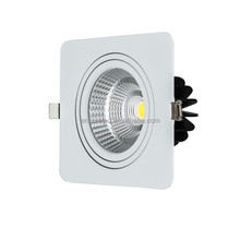 RGBW 20W 30W Square Head Recessed LED Spot Downlight