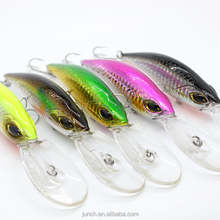 Super Quality 5 Colors 14cm 20.6g Hard Body Bait Minnow Crank Floating Sea Bass Fishing lures