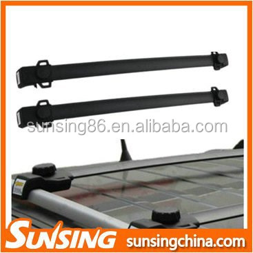 OEM Aluminium car roof rack cross bars apply to jeep compass parts