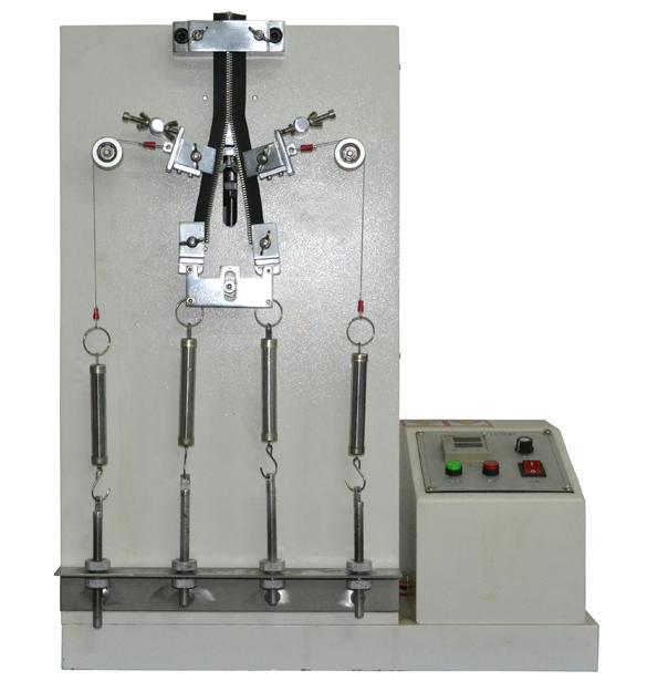 zipper reciprocation fatigue test equipment
