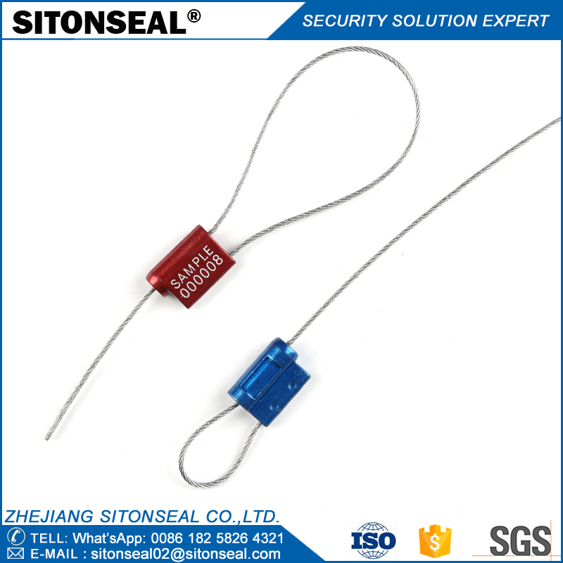 Mechanical Cable Security Pull Tight Seal