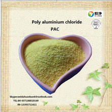 Industry grade decolor powder PAC inorganic polymer