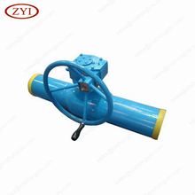 Flanged Plastic Pneumatic Stainless Steel Electric Brass long stem ball valve