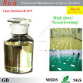 Epoxy hardener R-2257 with high gloss and good chemical resistance