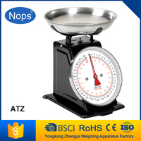 Eco-friendly Nonstick Silicone Kitchen Scale For Promotion
