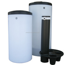 big capacity brine tank 800L for water storage