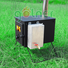 Low Price tent wood stovewood burning cook stove
