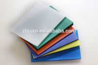 2015 New design plastic custom corfulte board/hollow sheet manufacturer/supplier