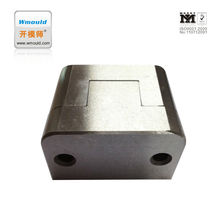 mould components Straight Interlocks interlock plastic mould