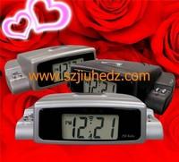 LCD Talking Alarm Clock with FM radio