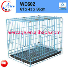 pet product dog wire cage folding dog crate