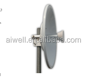 5GHz Mimo dish 30 dBi antenna for high performance outdoor antennas