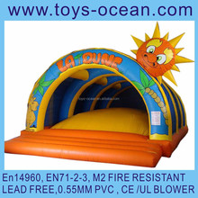 inflatable jumping mountain bounce inflatable bounce round kids inflatable bounce bed