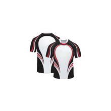 wholesale custom sublimation blank rugby jersey